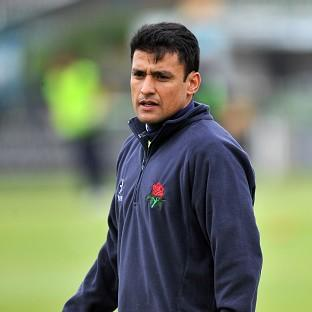 Yasir Arafat took five for 36 against his former county
