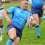 York Press: Josh Tonks scores York City Knights' third try in their 34-30 victory over GatesheadPicture: David Harrison