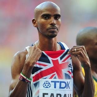 Mo Farah is aiming for a European double