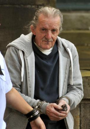 James McLean: Refused to listen to victim's pleas for him to stop