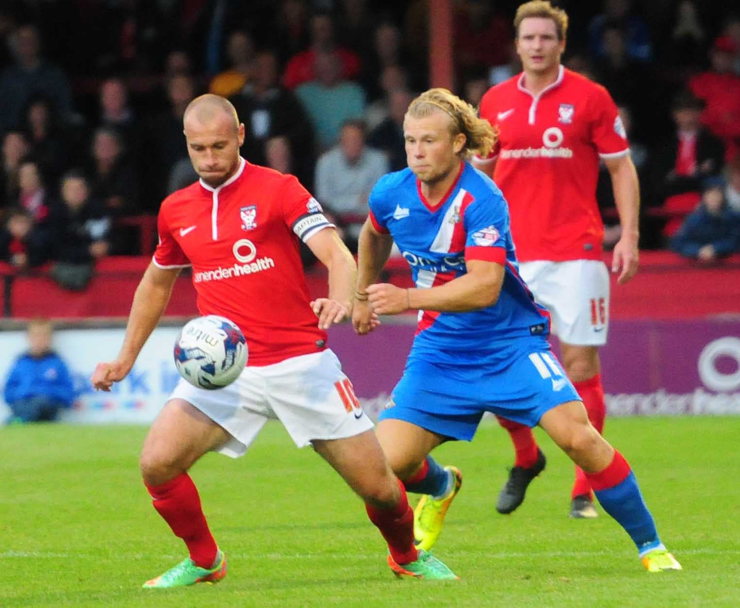 York City 0, Doncaster Rovers 1 - Capital One Cup