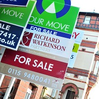 Property market 'is cooling down'