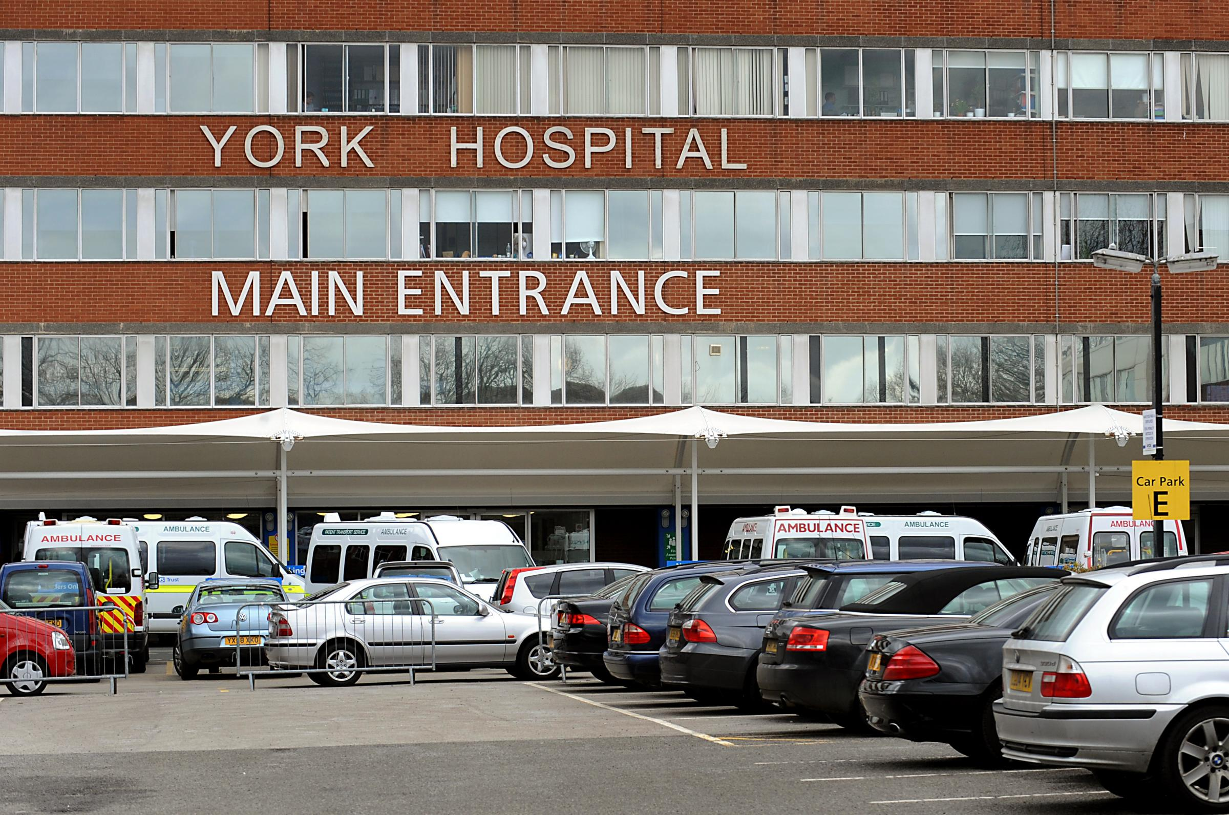 Investigation launched at York Hospital Trust over cancer and emergency care failings