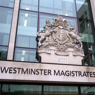Asim Ali, of west London, is to appear in custody at Westminster Magistrates' Court on Saturday