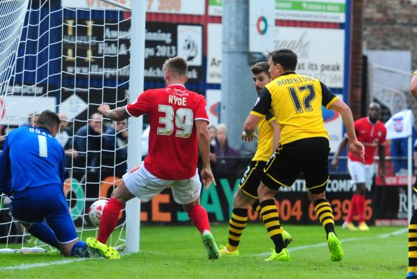York City 1, Northampton Town 1