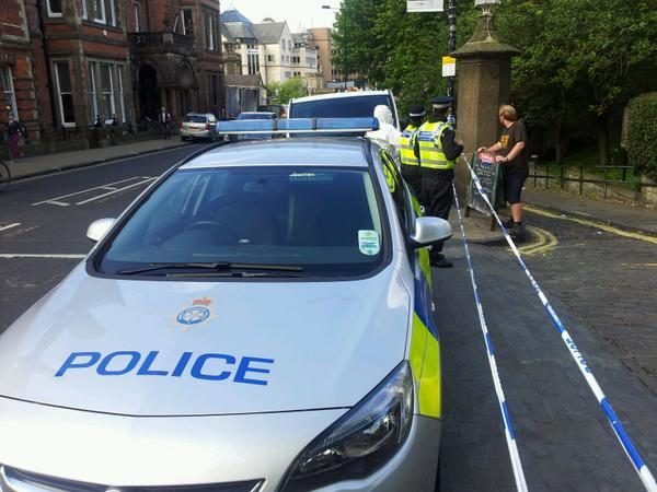Police still quizzing man who was arrested following alleged rape in York: update 11am Monday