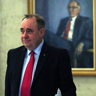 Yes vote protects NHS, says Salmond