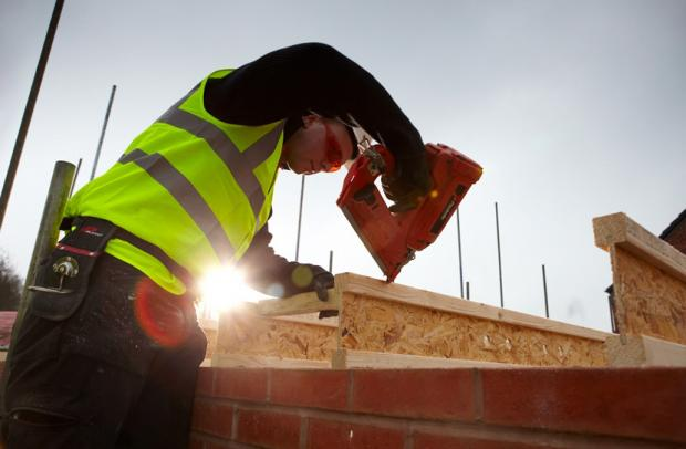 Drop in the number of affordable homes built in York