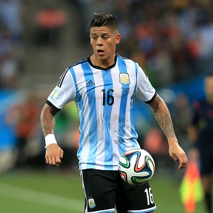 Marcos Rojo has hinted that he is set to join Manchester United