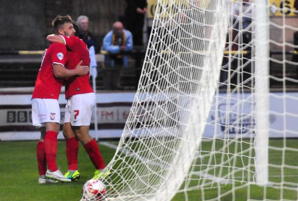 York City 2, Cambridge United 2