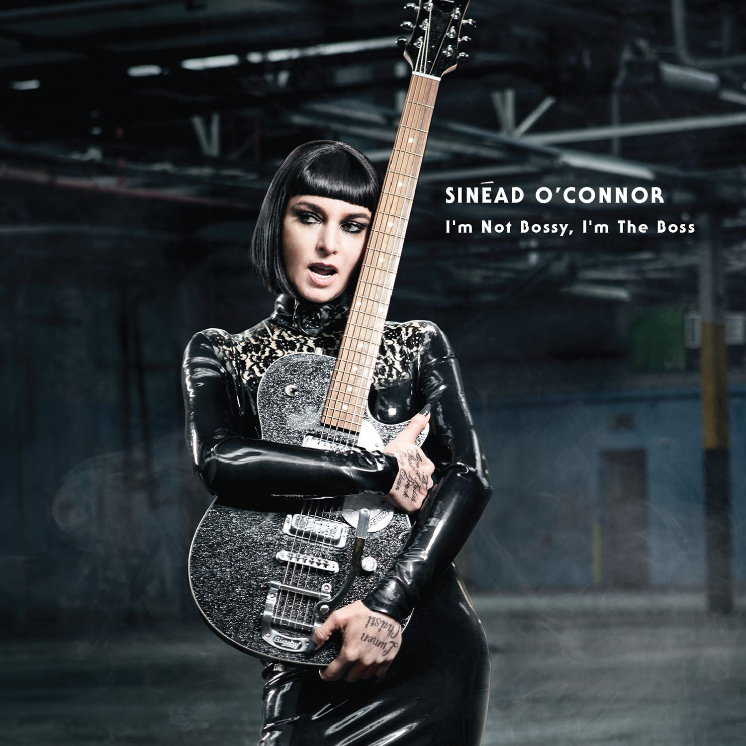 Sinead O'Connor, I'm Not Bossy, I'm The Boss (Nettwerk Records) ****