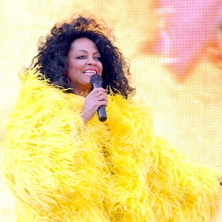Diana Ross could be performing at Glastonbury next year