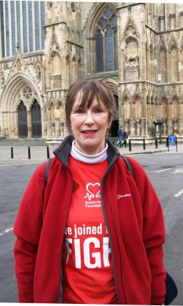 Anne Dixon: Preparing for the Heart of York Bike Ride