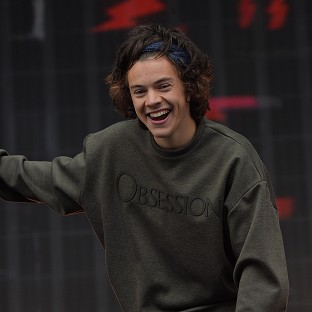 Harry Styles is going through tough military work-outs