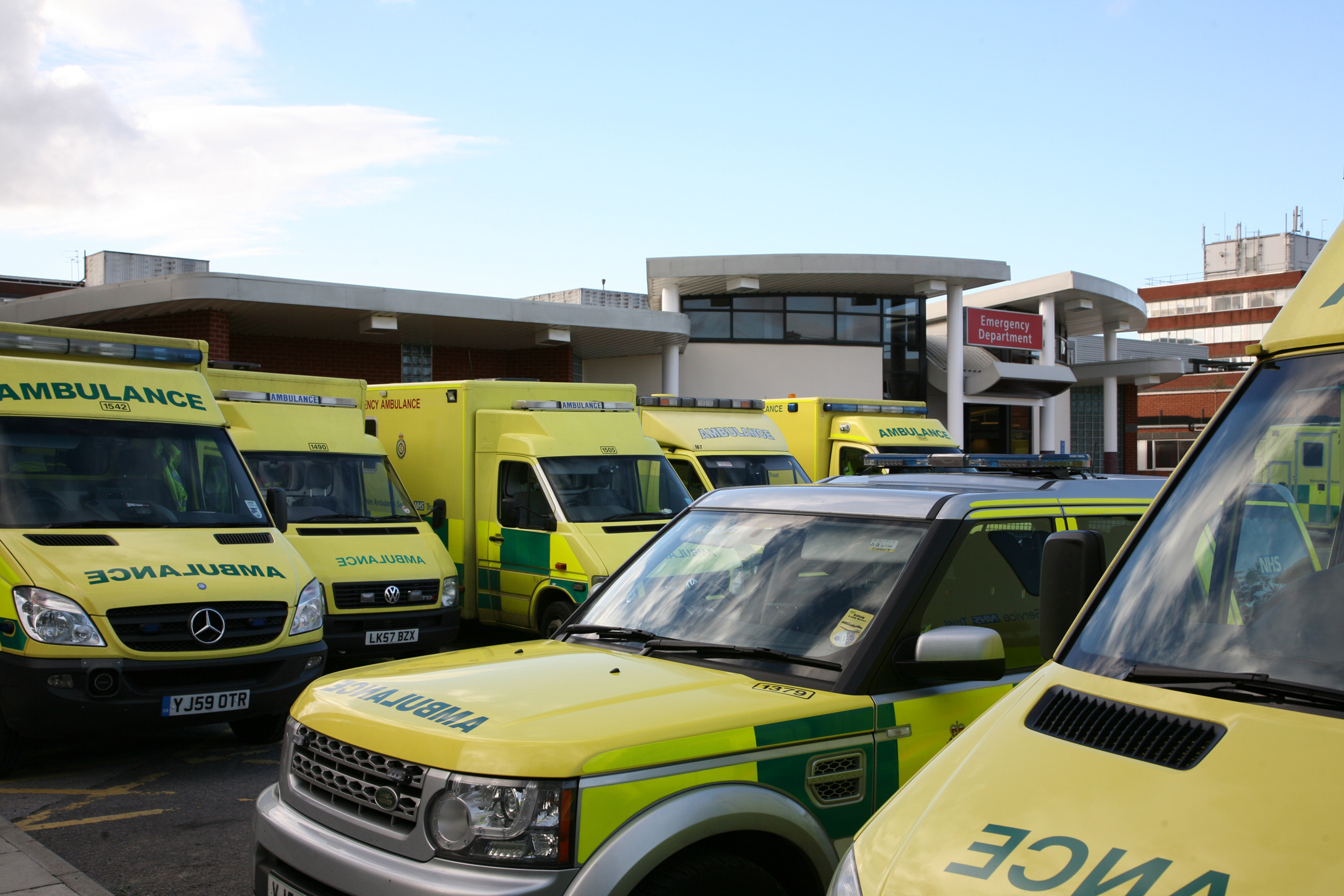 INDUSTRIAL ACTION: Up to 400 ambulance staff across Yorkshire could take part in the daytime strikes this Friday and Tuesday