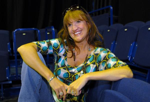 Wendy Harris, who will be directing The Princess And The Pea in the Studio at York Theatre Royal