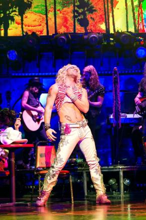 Rock Of Ages, Grand Opera House, York, September 2 to  6