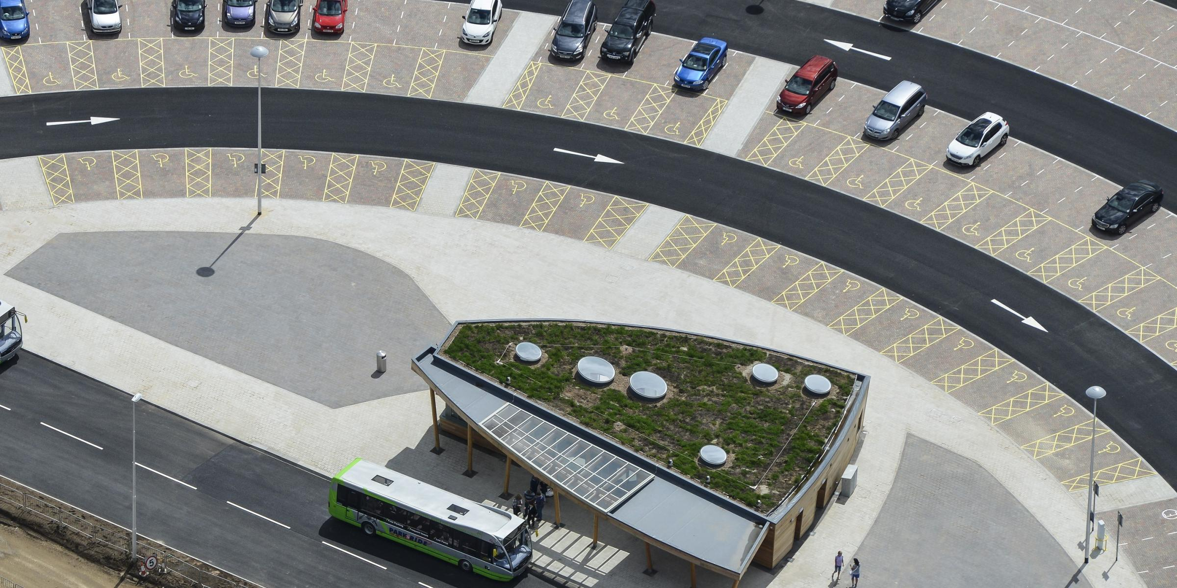 £22.7m Park and Ride scheme finally complete