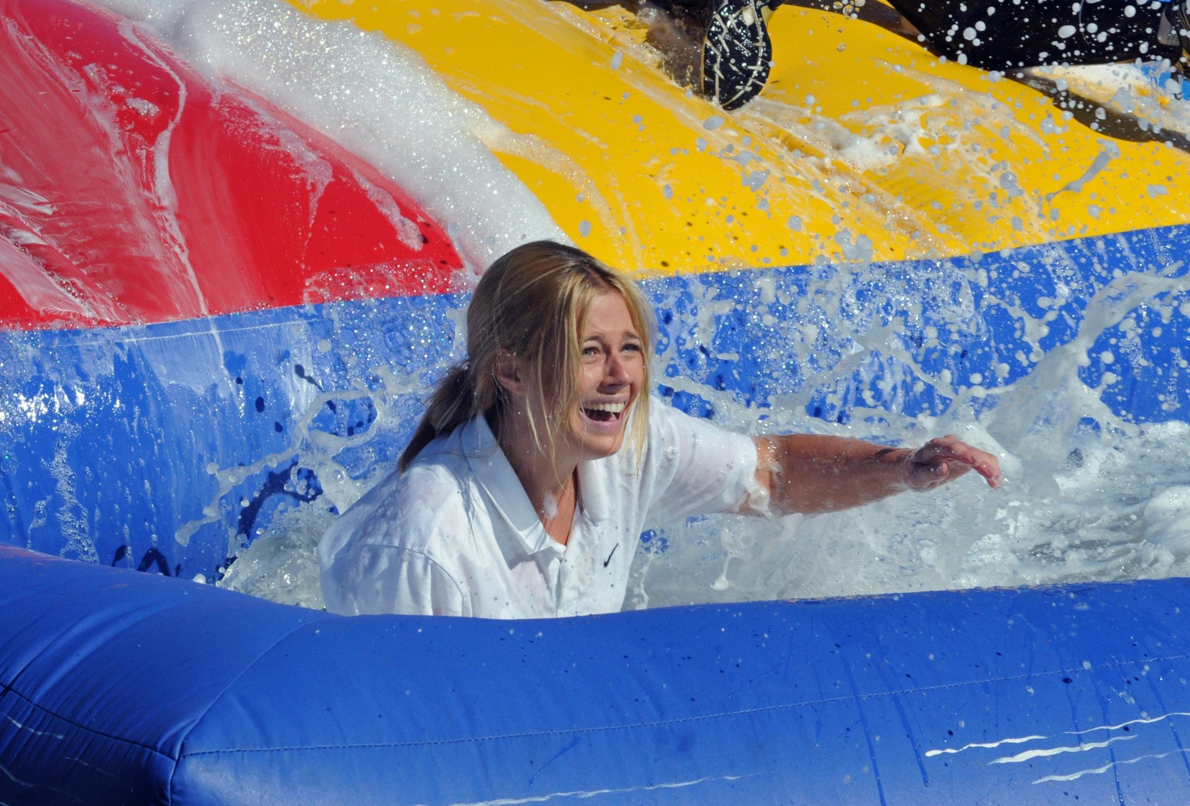 It's a Knockout tournament smashes previous fundrasing total