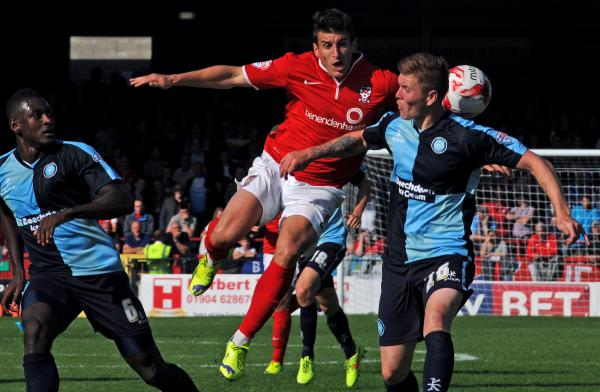 York City 0, Wycombe 0