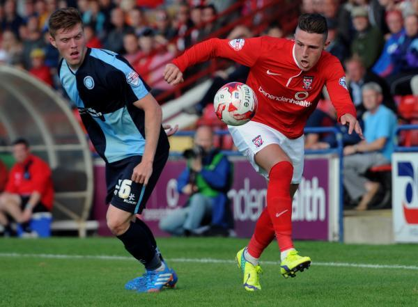 Wes Fletcher will hit the game running from the off against Barnsley tomorrow night