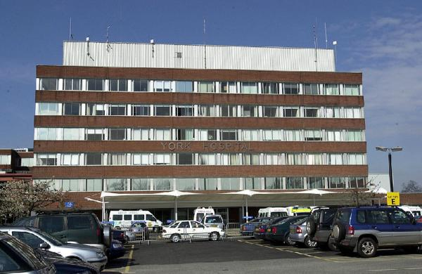 York Hospital faces £10m in fines