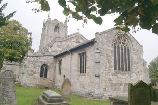 All Saints' Church at Wistow
