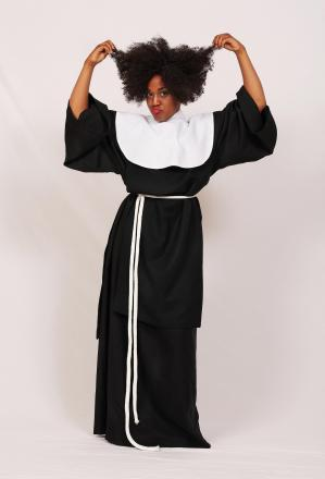 Cleopatra Rey, who will play the lead role in Sister Act: The Musical