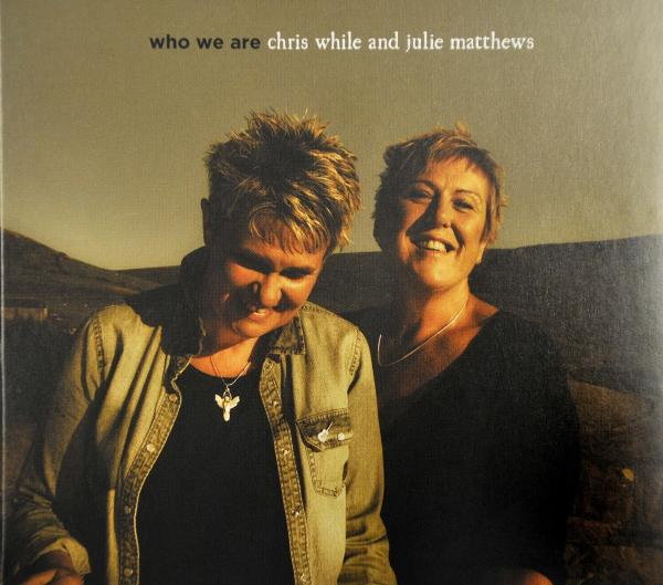 Chris While and Julie Matthews mark 20th anniversary with new album
