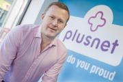 Plusnet chief executive Andy Baker