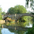 York Press: The historic bridge at Stamford Bridge is the start of the ridePicture: Brian Beadle