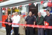 The newly refurbished Broadway Post Office has reopened - see item 15