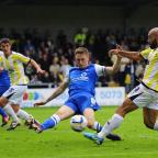York Press: Daniel Parslow - Torquay United v York City, Plainmoor, Saturday, October 5, 2013 (11908689)
