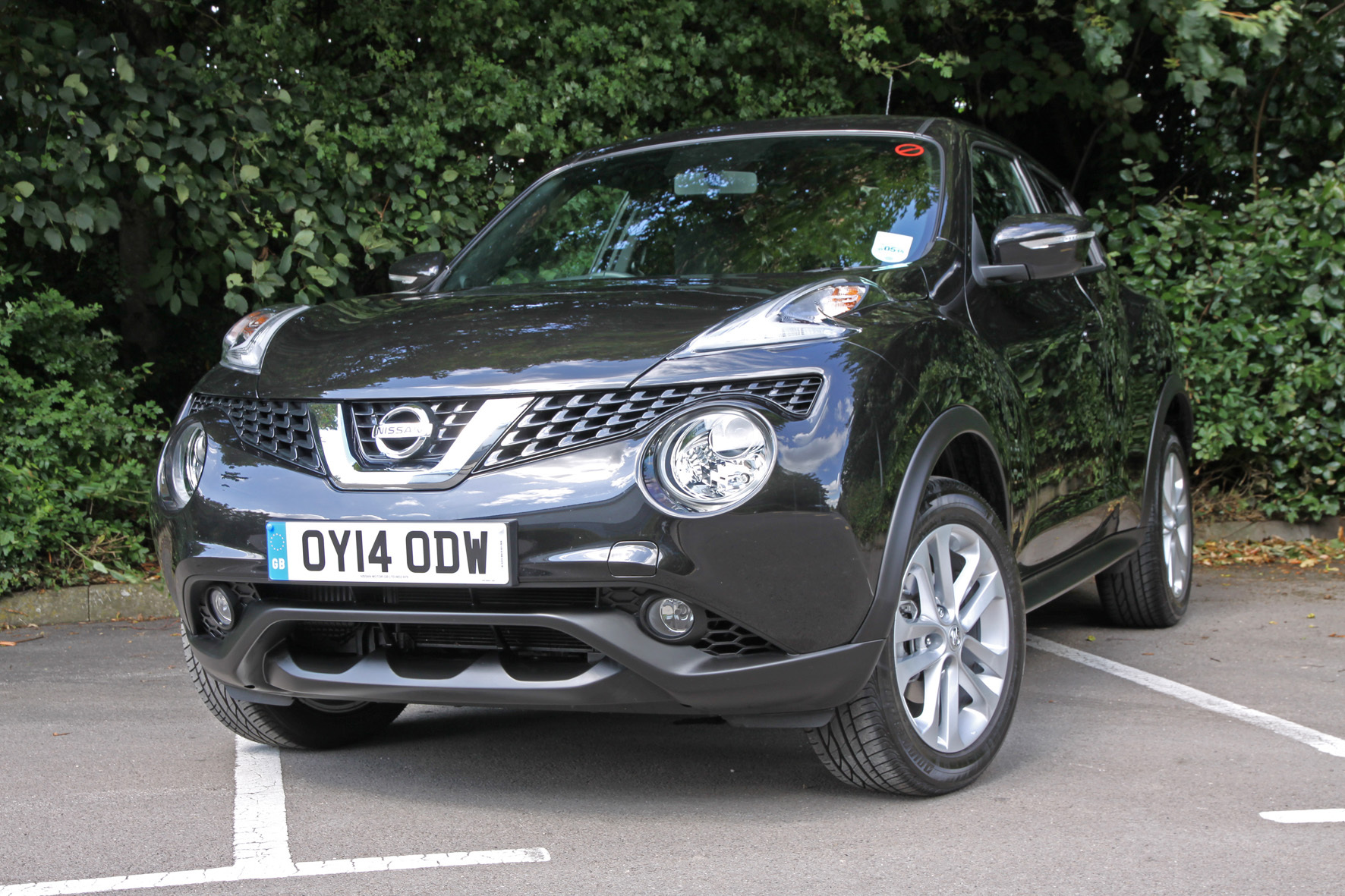 nissan juke 1 5 dci 110 from york press. Black Bedroom Furniture Sets. Home Design Ideas