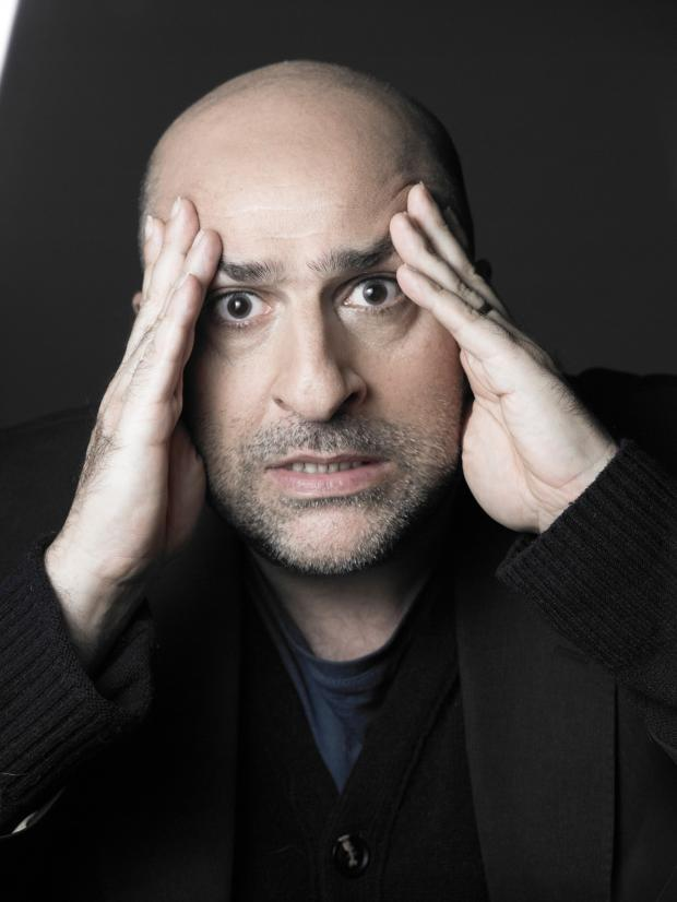 York Press: OMID DJALILI: 'There's something deeply satisfying about a good gig.'