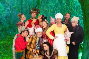 Pick Me Up Theatre Company's Into The Woods, Grand Opera House, York,  December 3-6