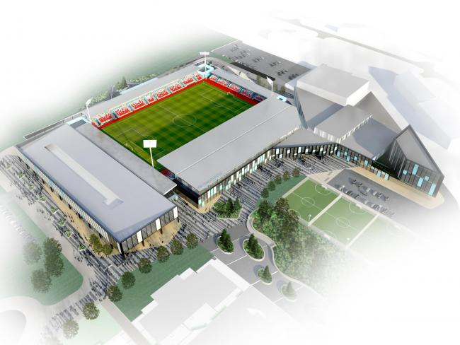 PAINFUL: The Community Stadium scheme descends ever more into farce, says columnist Tony Kelly
