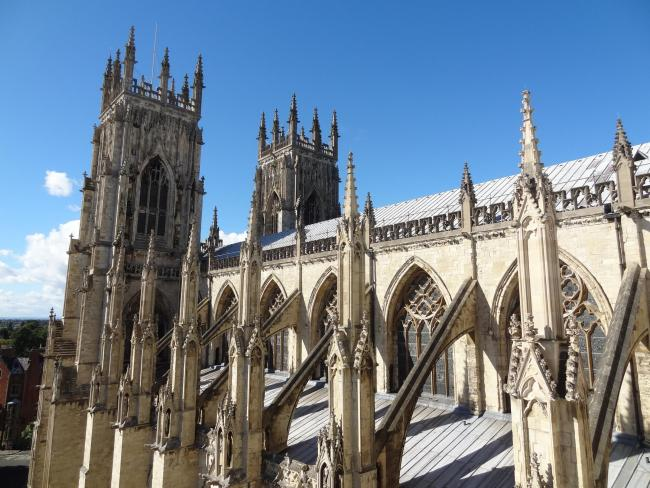 Leeds ringers to be brought in, to ring York Minster's bells at Christmas