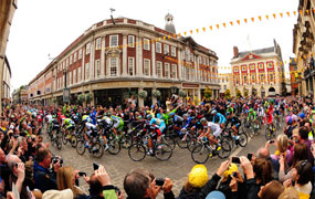 York Press: Tour de France - Day 2