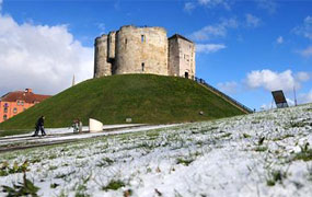 York Press: Snow forecast for York and North Yorkshire