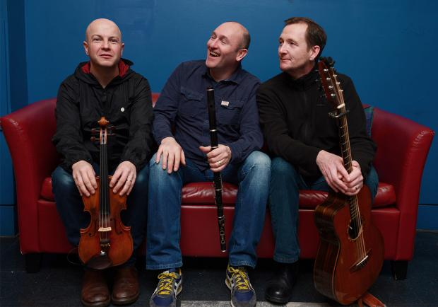 York Press: Mike McGoldrick, John McCusker & John Doyle