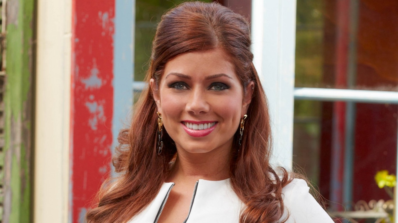 Nikki Sanderson loved Mac Hollyoaks exit | York Press