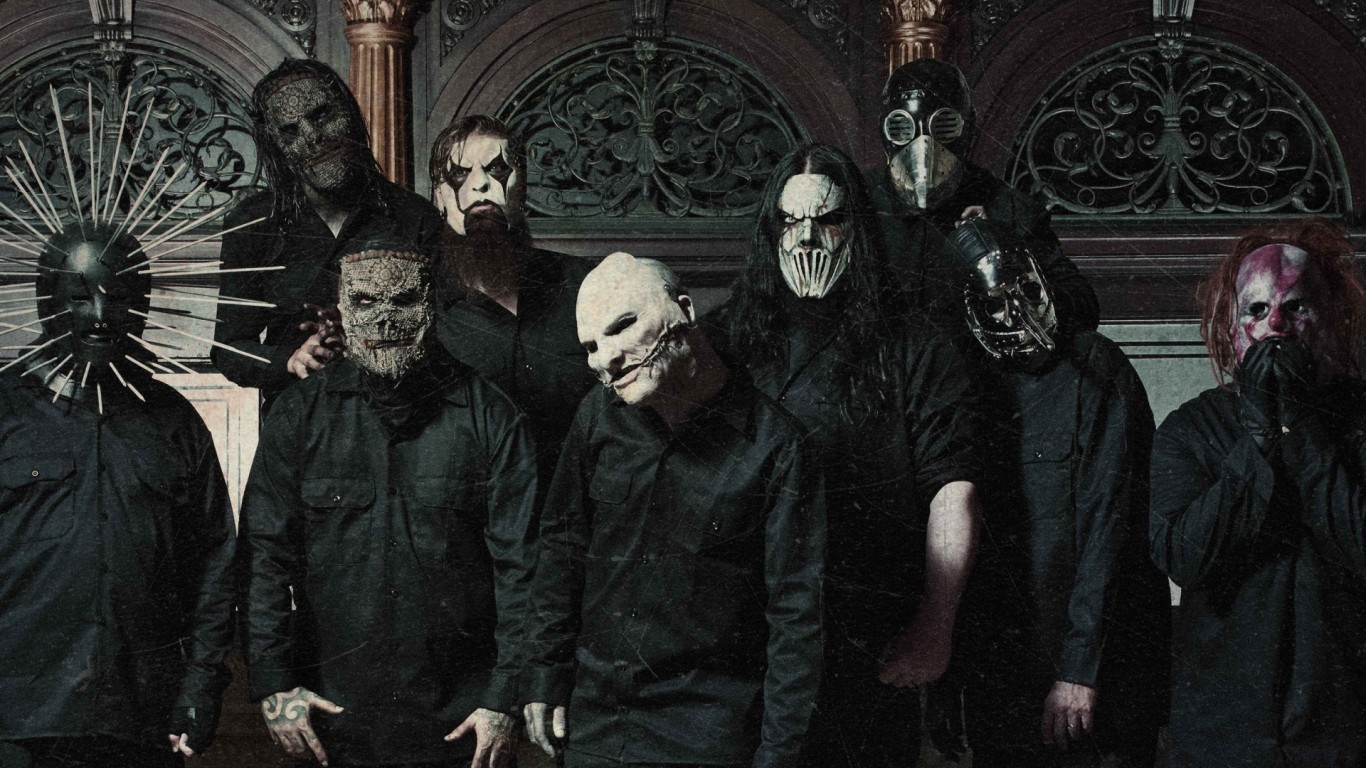 Slipknot Fifth Album Needed To Be Right York Press