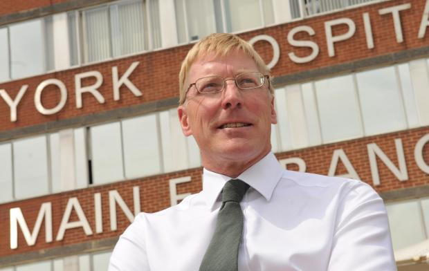YORK HOSPITAL: 150 operations cancelled so far - crisis will