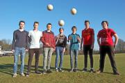 Tadcaster Grammar School Sixth Form students will play football for five hours