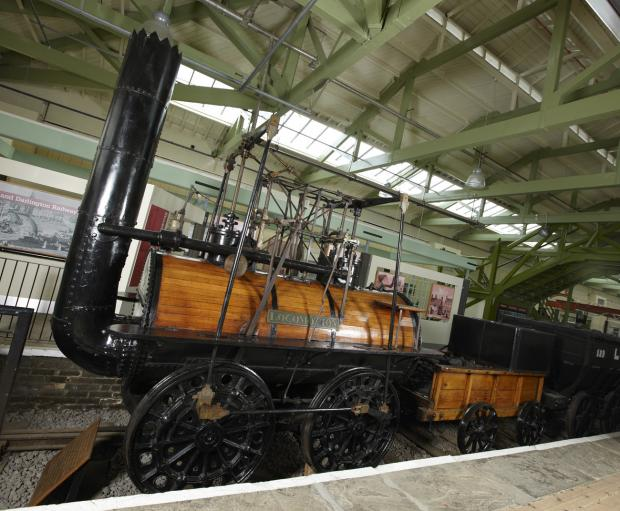York Press: HISTORIC: Locomotion No 1 at Head of Steam