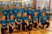 WINNING LINE-UP: A Step Into Sport session at Tadcaster Grammar School. Picture: Wendy Binns