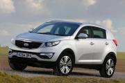 The latest generation Sportage has improved exterior styling to its sleek profile