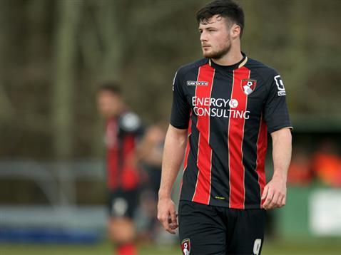 CHERRY PICKED: Bournemouth striker Josh O'Hanlon has been recruited on loan by York City
