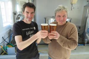 Cleveland Way beer to give hikers an extra spring in their step